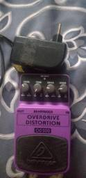 Pedal Overdrive/distortion