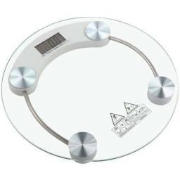 Balanca Digital Vidro Temperado 180kg Banheiro Academia Redo<br><br>
