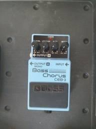 CEB - Pedal chrorus  para Baixo