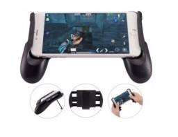 game pad controle com 2 analógicos mb84357