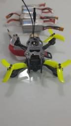 Vendo drone Geprc Hummingbird e óculos fpv