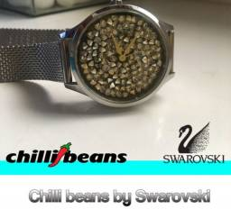 Relógio Chilli Beans by Swarovski (  luxo luxo luxo)