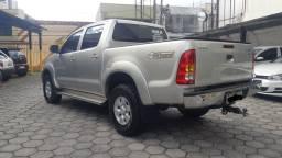 Hilux 2007 CD D4-D SRV 3.0 TDI 4x4 Diesel Aut