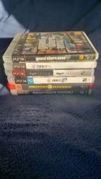 Jogos PS3 por R$45 cada