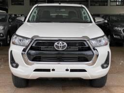Toyota Hilux Cd SRV 4x4 2.8 21/21 0km Pronta Entrega!!