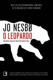 Livro usado em bom estado - O leopardo (Jo Nesbø)