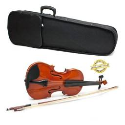 Violino 4/4 Novo Ótimo para iniciantes igreja, etc
