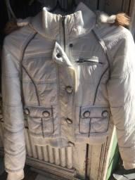 Jaqueta de pelinhos tamanho g