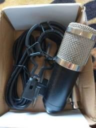 Microfone condensador bm 800 200.00
