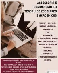 TCC, Artigos, Monografias, Dissertações