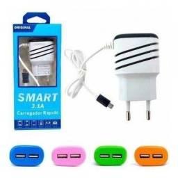carregador para celular smart original