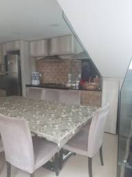 Casa  no   condominio Rubi    para  vender  4 quartos  em  varzea grande-mt