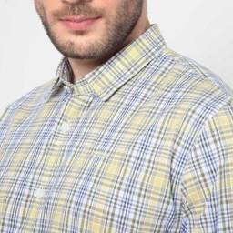 Camisa Social Colcci Original Lacrada. Camisa Xadrez