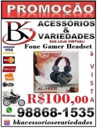 Fone Gamer Altomex H112