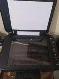 Impressora tanque de tinta RS 650 quase nova. Canon g3111