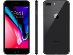 iPhone 8 Plus 256 Gb preto-espacial<br><br>