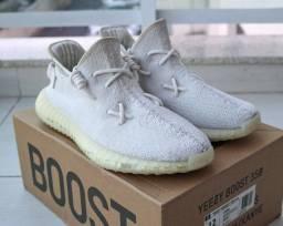 Adidas Yeezy 350 v2 Cream White - 100% Original