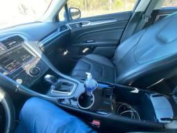 Ford Fusion titanium 2.0 turbo 2015