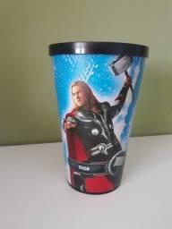 Copo promocional Habib's Vingadores - The Avengers do Thor