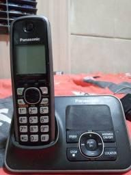 Telefone sem fio com ponto escravo