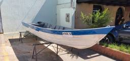 Barco de alumínio levefort