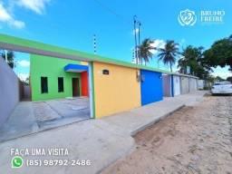 Casa em Paracuru 2 quartos c/ suíte e Documentação Gratuita!