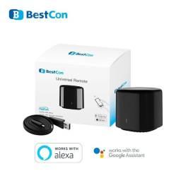 Monte sua casa smart - Controle remoto IR Broadlink RM4 mini