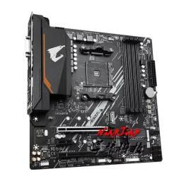 Placa mãe B550M Aorus Elite + Processador Ryzen 7 3700X