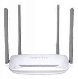 Roteador 4 Antenas Mercusys Wireless N 300mbps Mw325r<br>