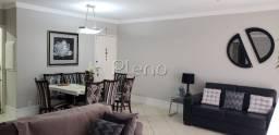 Apartamento à venda com 3 dormitórios em Chácara da barra, Campinas cod:AP028443