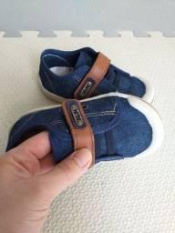 Calçado infantil 2 pares
