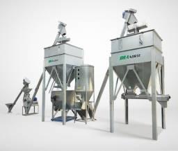Fábrica de Ração Compacta 03 - 3Ton/h (Bovinos, Suínos e Ave)