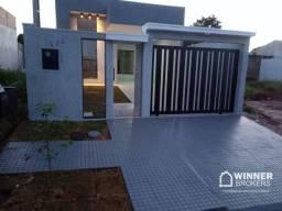 Casa com 2 dormitórios à venda, 105 m² por R$ 330.000,00 - Jardim Araucária - Campo Mourão