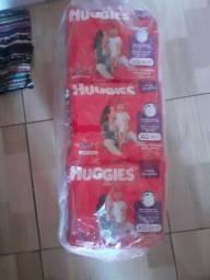 Fraldas Huggies XG 3Und
