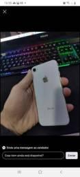 Iphone 8 Silver 64GB IMPECAVEL no cartão 12x140
