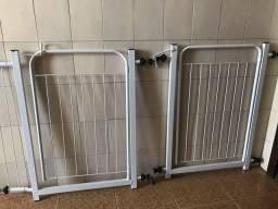 Portões 69cm até 95cm - Extensores