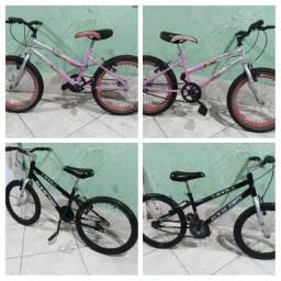 Bicicletas aro 20 (290 cada)