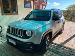 Jeep Renegade Sport 1.8 Apenas 35.553Km