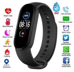 Smartwatch m5 relógio inteligente
