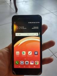 LG k9 toop pronto pra uso vai com carregador! Aceitamos cartão de crédito