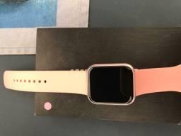 Relógio smart watch feminino p80