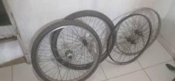 Jantes aro 26 com pneus PROMOÇÃO