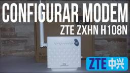 Modem ZXHN para linha Oi