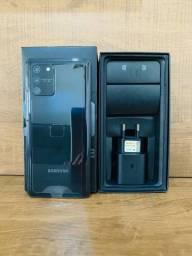 S10 Lite 128gb Preto, Nota Fiscal, Garantia (Até 12x)
