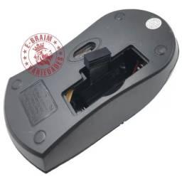 (Promoção) Mouse Sem Fio Wireless Durawell - DW-2818