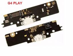Placa conector de carga Moto G4 Play Novo