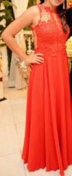 Vestido de festa vermelhos