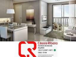 Apartamentos à venda 2 quartos com suíte de 54,82 m². 1 vaga de garagem. Jardim Brasília