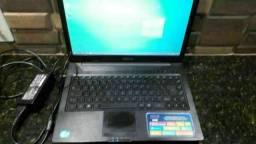 Notebook positivo core i3 HD de 500gb Windows 4gb Windows 10