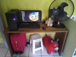 PC Gamer Completo + Mesa de Escritório